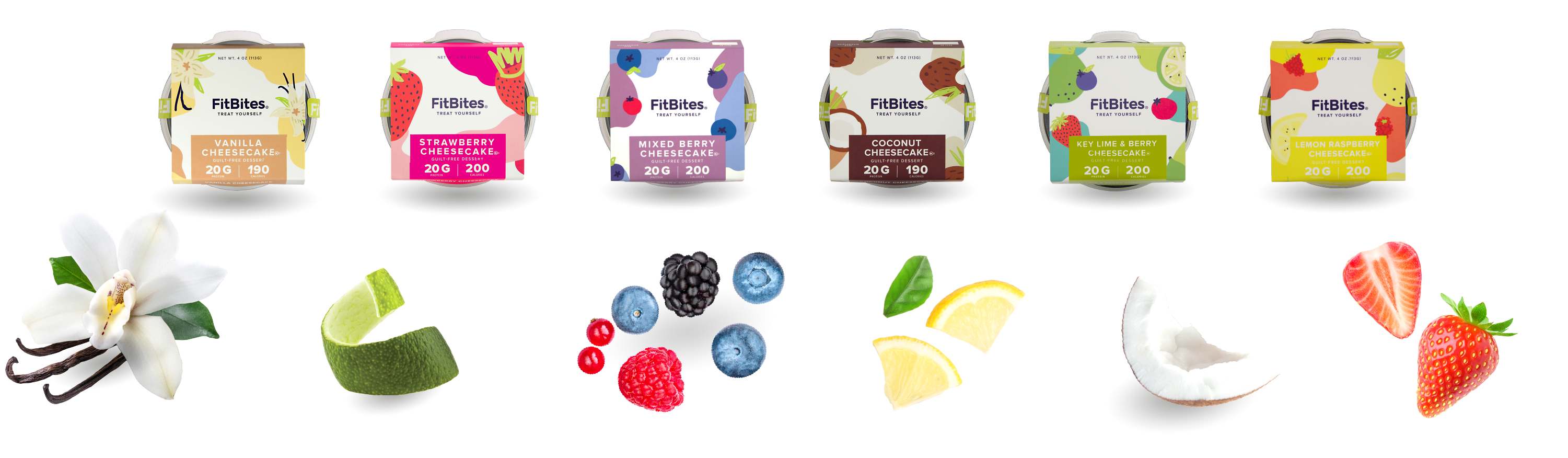 FitBites Products Hero Image